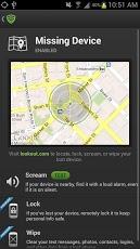 Lookout Security & Antivirus Screenshot