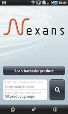 Nexans Screenshot