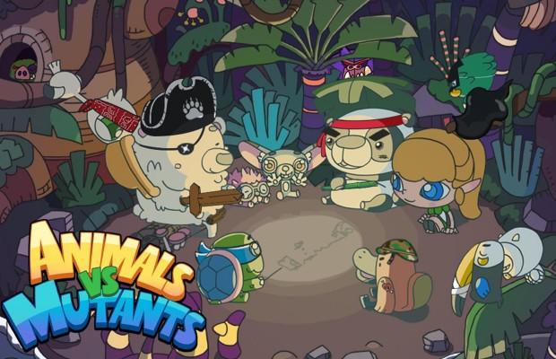 Animals vs. Mutants2