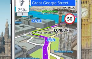 GPS Navigation & Maps Sygic1