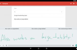 Google Handwriting Input1