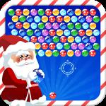 Bubble Shooter - Christmas day Icon