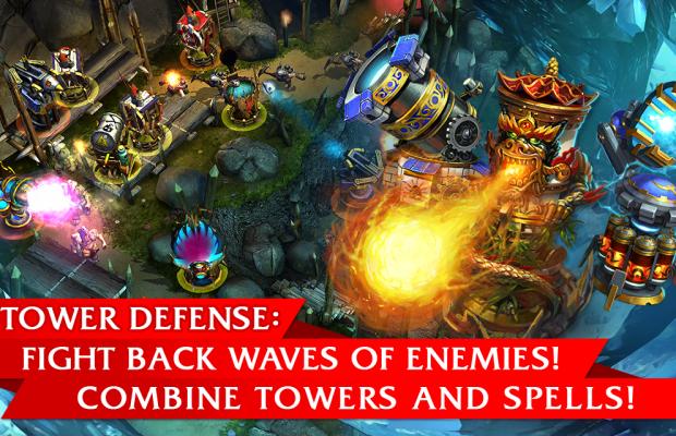 Defenders screenshot