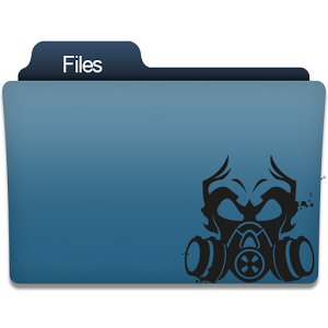 File manager no permissions Icon