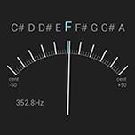 Fine Chromatic Tuner app