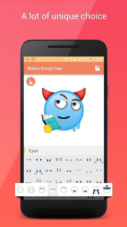 Emoji Maker Pro: Moji Fun! - FinestAndroid com