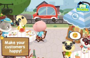 Dr. Panda Café Screenshot 1
