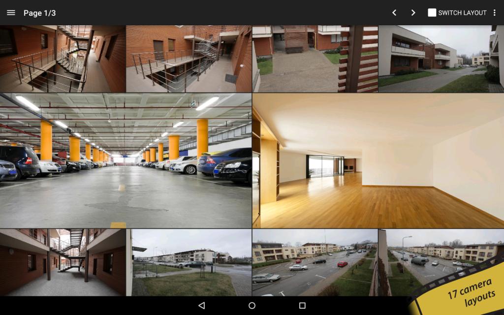 tinyCam Monitor FREE Screenshot